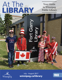 At The Library cover