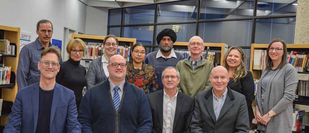 2019 Winnipeg Public Library Board