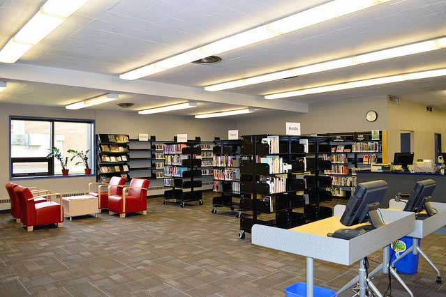 St. James-Assiniboia Library