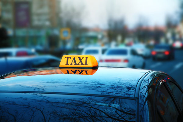 Taking a Taxi for Older Adults