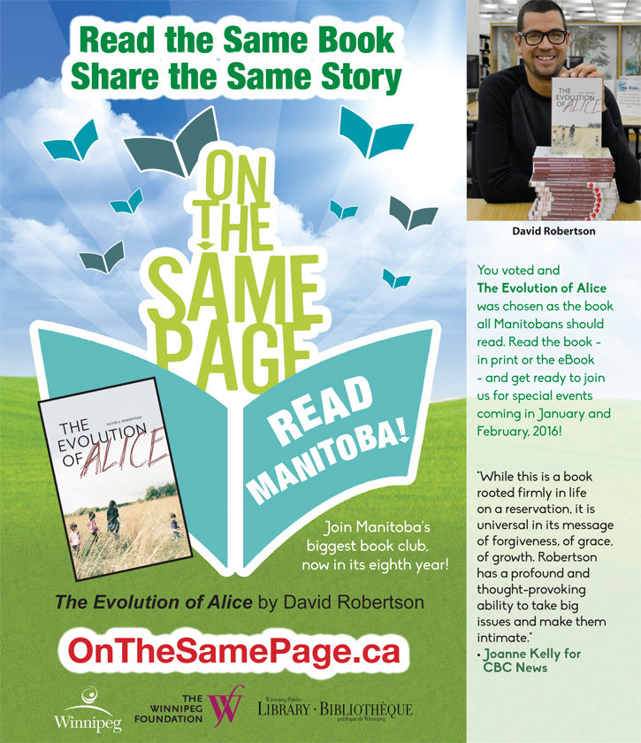 On The Same Page Feature Book 2015 - 2016