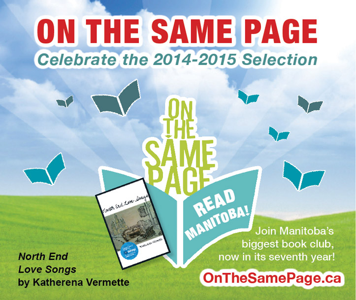 On The Same Page - Celebrate the 2014-2015 Selection!