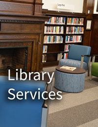 Latest news on services available at the library.